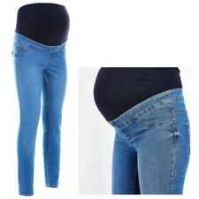 Maternity New Look Over Bump Skinny Jeggings Jeans Sizes 8 - 18