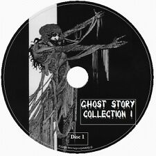 GHOST STORY COLLECTION I 3 Audio CD English Fiction Literature Horror Unabridged