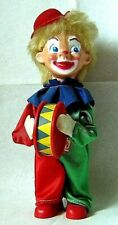 AUTOMATE CARL - CLOWN AVEC TAMBOUR N°611/1 - FONCTIONNE - MADE IN WEST GERMANY