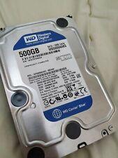 Western Digital Blue 500GB HDD