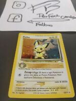 POKÉMON NEO GENESIS UNLIMITED PICHU HOLO 12/111 NM