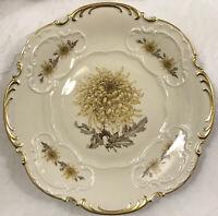 EXQUISITE HUTSCHENREUTHER SELB Lion LHS BAVARIA LARGE DECORATIVE PLATE Platter