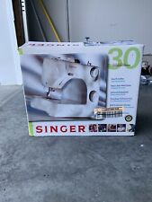 SINGER 30 Sewing Machine Model 8280 in Box - With Manual AndPower Cord Excellent