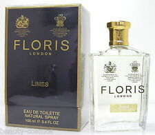 Floris London Limes 100 ml EDT Spray
