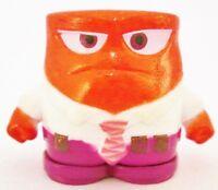 ANGER Disney Pixar Movie INSIDE OUT PVC TOY Figure BIRTHDAY CAKE TOPPER FIGURINE