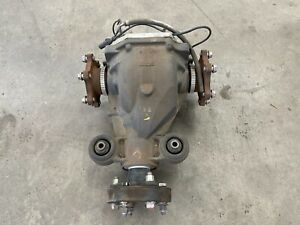 09-12 INFINITI FX35 3.5L V6 RWD REAR DIFFERENTIAL DIFF CARRIER ASSEMBLY 487 OEM