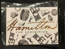 NEW HAMILTON THE EXHIBITION OFFICIAL MAGNET - EYE OF THE HURRICANE CHICAGO