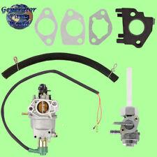 Carburetor w/ Solenoid & Petcock for Generac 5944 0055770 005577-1 005578-0
