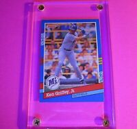 Ken Griffey Jr. 1991 Donruss #77 (ERROR CARD) Seattle Mariners MINT