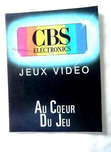 59388 Instruction Insert - CBS Coleco Vision Jeux Video - Atari 2600 / 7800 (198