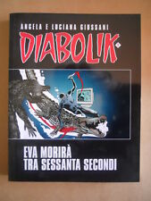 DIATONIK EXTRA SERIE Diabolik n°2 - Eva morirà tra 60 secondi  [G412]