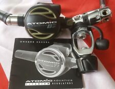 ATOMIC AQUATICS B2  REGULATOR  + SWIVEL HOSE PRIMO! 💥
