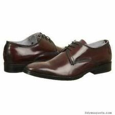 NEW Ben Sherman Jamey Bordo Patent Leather Oxford Loafer Shoes Size US 10.5 NIB