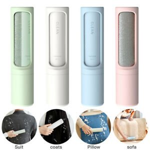 Pet Hair Remover Sofa Clothes Lint Cleaning Brush Reusable Dog & Cat Fur Roller