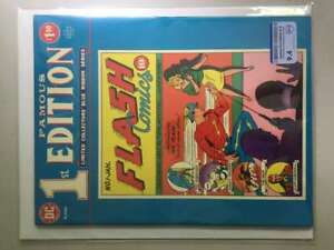 FAMOUS FIRST EDITION FLASH TREASURY CBCS 9.4 (F-8)