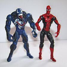 Spider-Man Marvel Universe Action Figure Set     Spider-Man & Venom  (Hasbro)