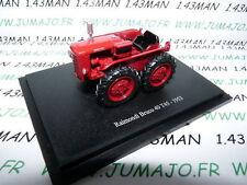 Tracteur 1/43 universal Hobbies n° 115 RAIMONDI Bruco 40 T45 1953