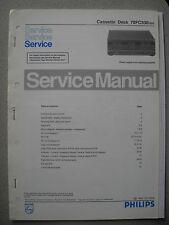 Philips 70 FC330 Service Manual inkl. Service Info