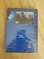 PADI ADVENTURES IN DIVING DVD.