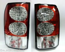10-13 Land Rover LR4 Left and Right Rear LED Tail Light Lamp Set Genuine New