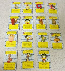 COUNT DUCKULA MB GAMES ~ CARDS ~ SELECT FROM DROP DOWN LIST ~ COMBINED POSTAGE