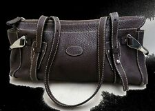 TOD'S Handtasche LEDER Abendtasche LEDERTASCHE Henkeltasche SHOPPER Luxus TOP185