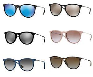 Occhiali sole Ray ban rb4171 ERIKA tanti colori classiche polarizzate sunglasses