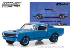 1:64 GreenLight BF Goodrich *VINTAGE AD CARS* 1966 Shelby Mustang *HOBBY* NIP