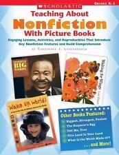 Teaching About Nonfiction With Picture Books: Engaging Lessons, Activities, and