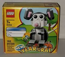 Brand New Lego Year of the Rat Sealed 162pcs  2020 Special Edition FREE SHIPPING