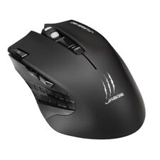 URage Unleashed Gaming Mouse inalámbrico desplazamiento óptico de 2400 DPI para PC Laptop