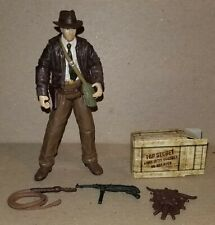 "2008 Hasbro Indiana Jones & the Last Crusade Indiana Jones 4"" Scale Figure"
