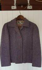 Harris Tweed Hand Woven Jacket Size S (Approx UK 10/12)