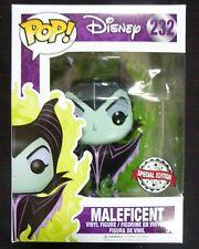 Disney Pop! - Maleficent n°232 (Maléfique) Flames  - Funko