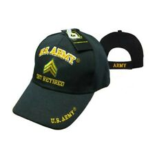 US Army SGT Retired cap