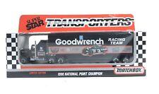 1990 Matchbox Super Star National Point Champion Transporters Earnhardt #3 CY104