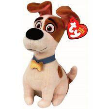 TY BEANIE BABIES SECRET LIFE OF PETS VITA DA ANIMALI MAX DOG 33 CM T 96294