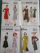Butterick Adult Dress Sewing Patterns