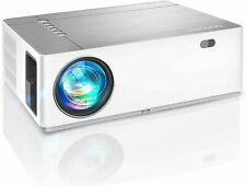 More details for projector, bomaker parrot 1 7200 lux native 1080p, 5d outdoor hd cinema