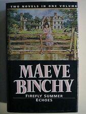 """Very Good, Maeve Binchy Omnibus II: """"Firefly Summer"""" and """"Echoes"""" (Fiction omnib"""