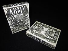 US ARMY Playing Cards by Jackson Robinson - Limited, Rare