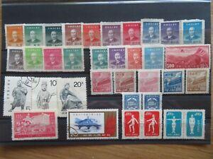 Briefmarken aus China(185)