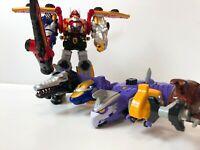 DHL First Ship Power Ranger Goseiger DX Gosei Great MEGAZORD & GOSEI WONDER ZORD