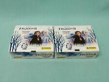 Panini Die Eiskönigin 2 Frozen Trading Cards  2 x Display / 48 Booster