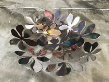 Perfect Ikea Stainless-Steel Stockholm Silver Flower Bowl, 17� Monika Mulder