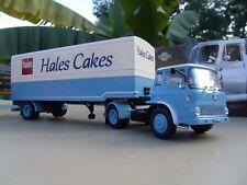 BEDFORD TK  Hales Cakes  Semi Remorque an.1960-1980 1/43 Neuf Boite