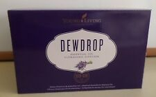 Young Living Dew Drop Ultrasonic Essential Oil Diffuser New in Box 5330