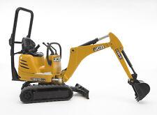 BRU62003 - Gear Of Type Excavators JCB 8010 Cts Toy Bruder