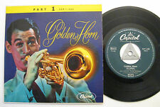 """7"""" Ray Anthony - Golden Horn / Part 1 - Amor The Birth Of The Blues"""