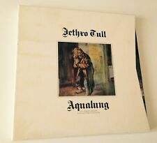 JETHRO TULL AQUALUNG 40TH ANNIVERSARY COLLECTOR'S EDITION BOX SEALED 2CD DVD LP